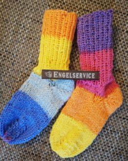 Socken bunt